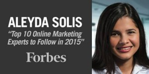 Aleyda Solis - Digital Marketer To Follow 2015 Forbes
