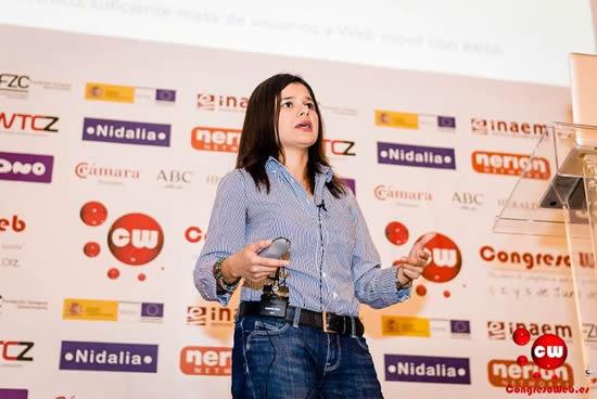 Aleyda Solis, Spanish SEO Consultant