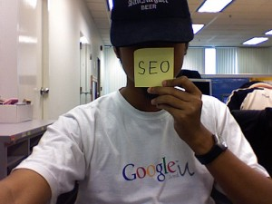 SEO Google Analytics