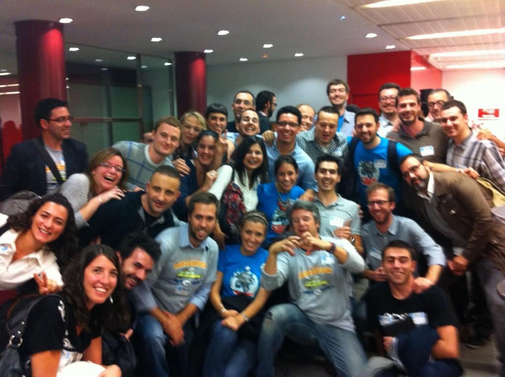 Mozcation Barcelona: Encuentro SEO de Seomoz