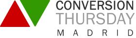 Conversion Thursday Madrid - SEO y Analitica Web