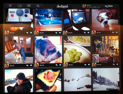 Instapad: Accede a Instagram desde tu iPad