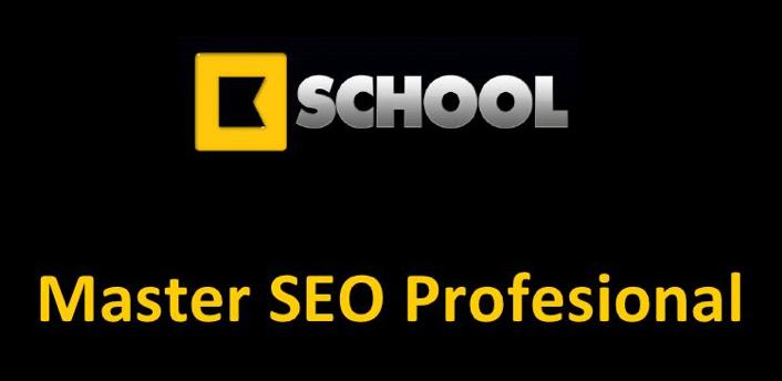 Master SEO Profesional - Kschool - Madrid