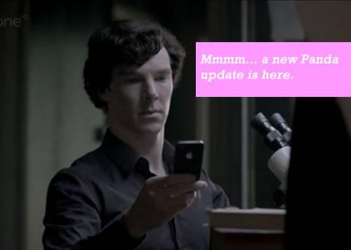 SEO Sherlock Holmes: Observe