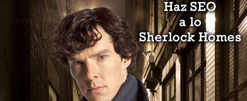 SEO - Sherlock Holmes