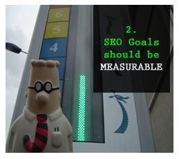 Measurable SEO Goals