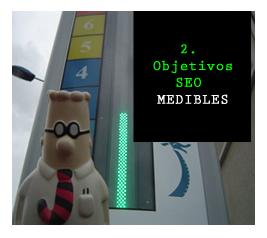 Objetivos SEO medibles